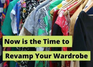 revamp your wardrobe