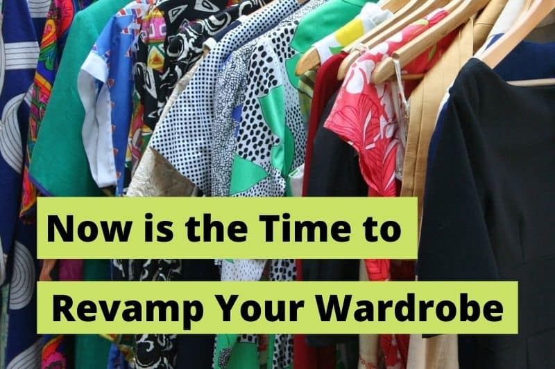 revamp your wardrobe