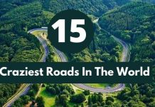 Craziest Roads