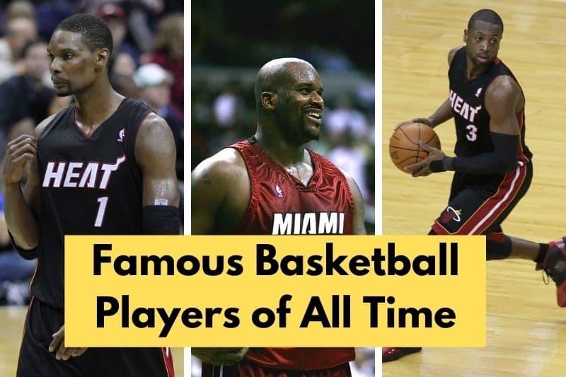 Famous Basketball Players