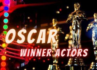 List of Oscar Winner Actors
