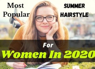 Summer Hairstyle For Women