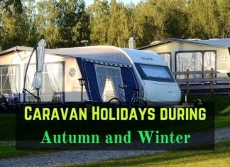 Caravan Holidays during Autumn and Winter