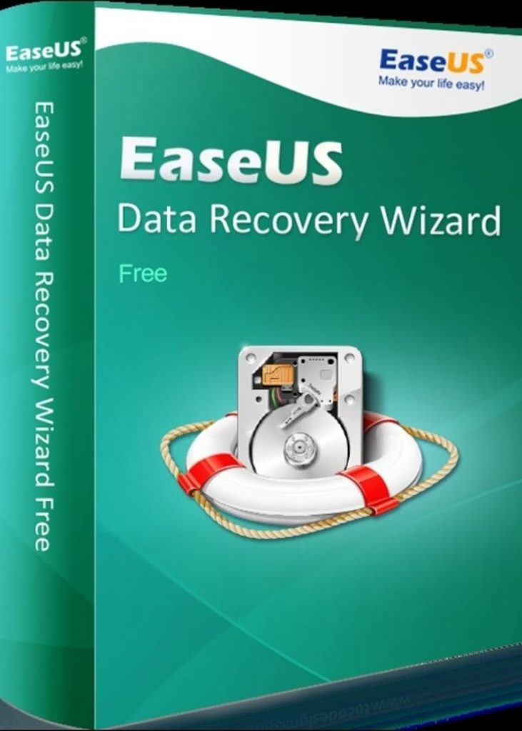 EaseUS - Data Recovery Software