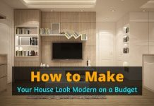 Your House Look Modern