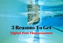 Digital Pool Thermometers