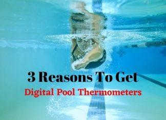 Digital Pool Thermometers