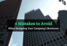 Designing Your Company's Brochures