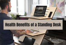 Health Benefits of a Standing Desk