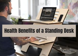 Health Benefits of a Standing Desk