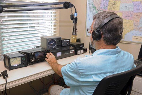 Bitcoin via Amateur Radio