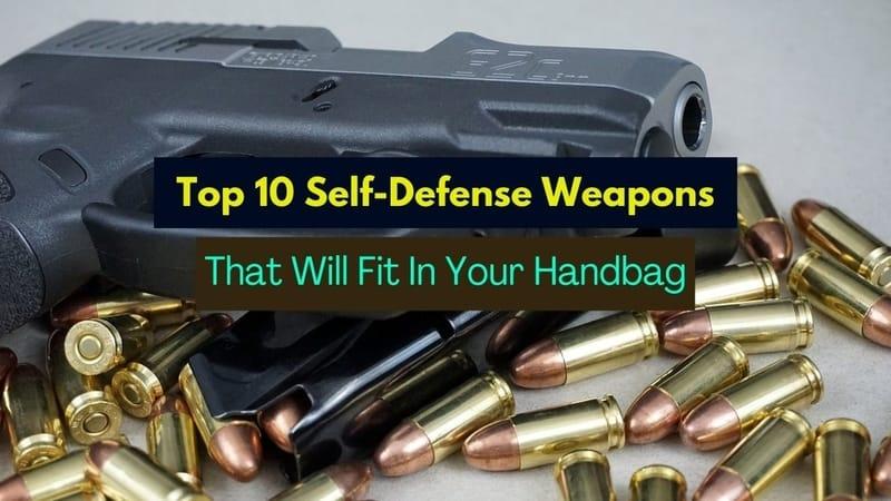 Self-Defense Weapons