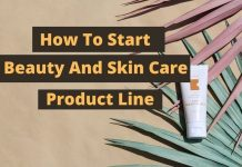 skin care product line