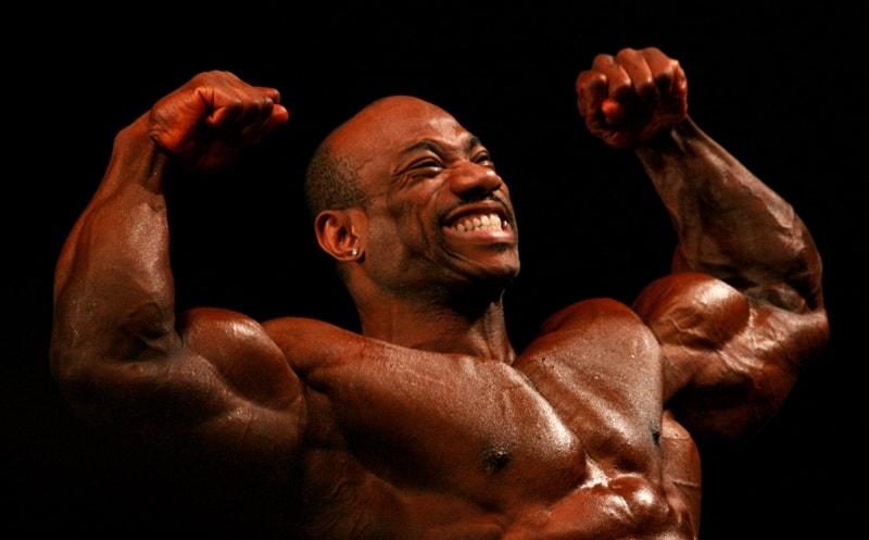 Dexter Jackson - best body builders