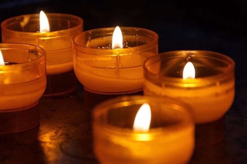 Flameless Tea Lights
