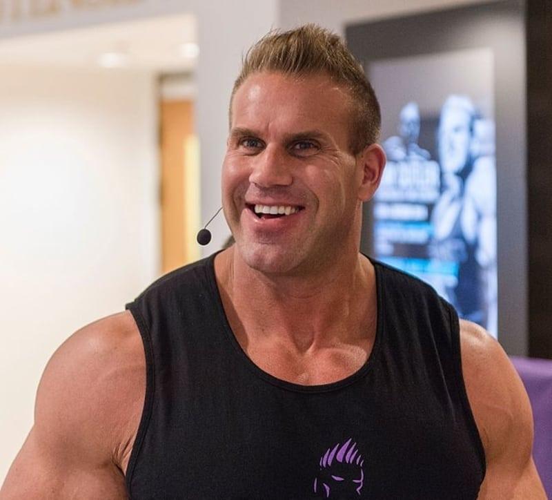 Jay Cutler- body builders net worth