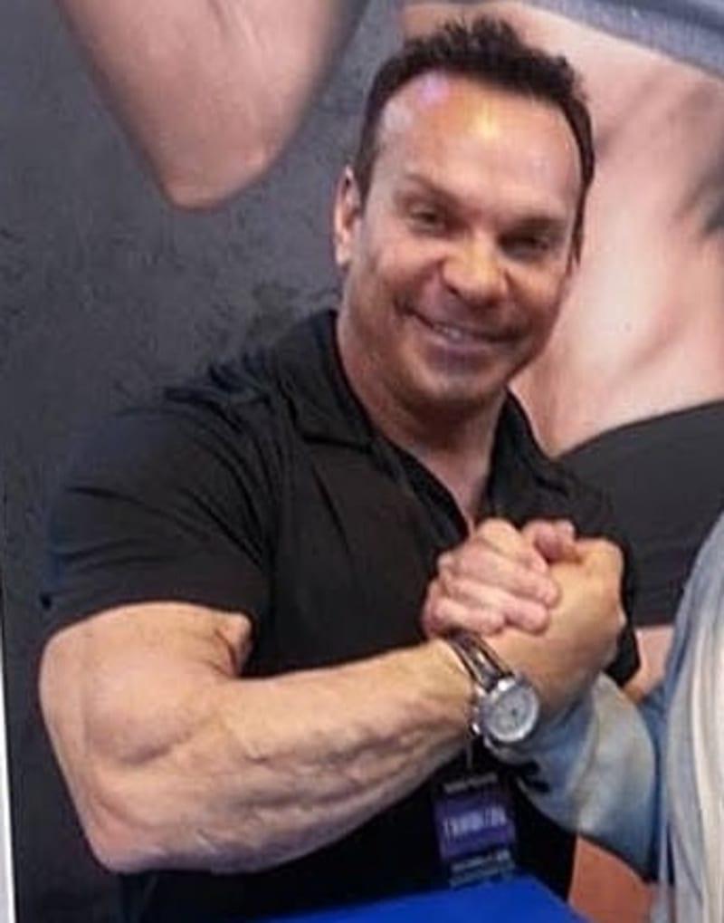 Rich Gaspari-top body builders