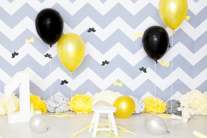 Scatter Balloons