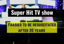 Super Hit TV show Frasier to be resuscitated after 20 years