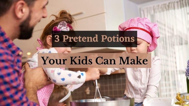 Kids Potions