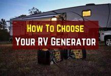 Your RV Generator