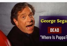 George Segal Dead