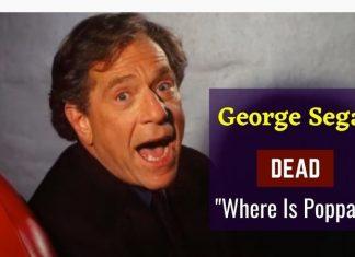 George Segal Dead
