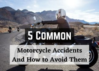 Common Motorcycle Accidents