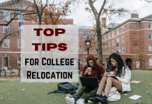 College Relocation