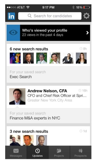 recruiter-mobile-app