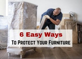Ways to Protect Your Furniture During a Local Move