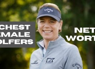 Richest Female Golfers and their Net Worth