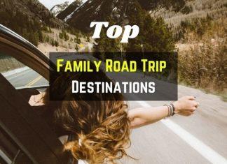 Road trip Destinations