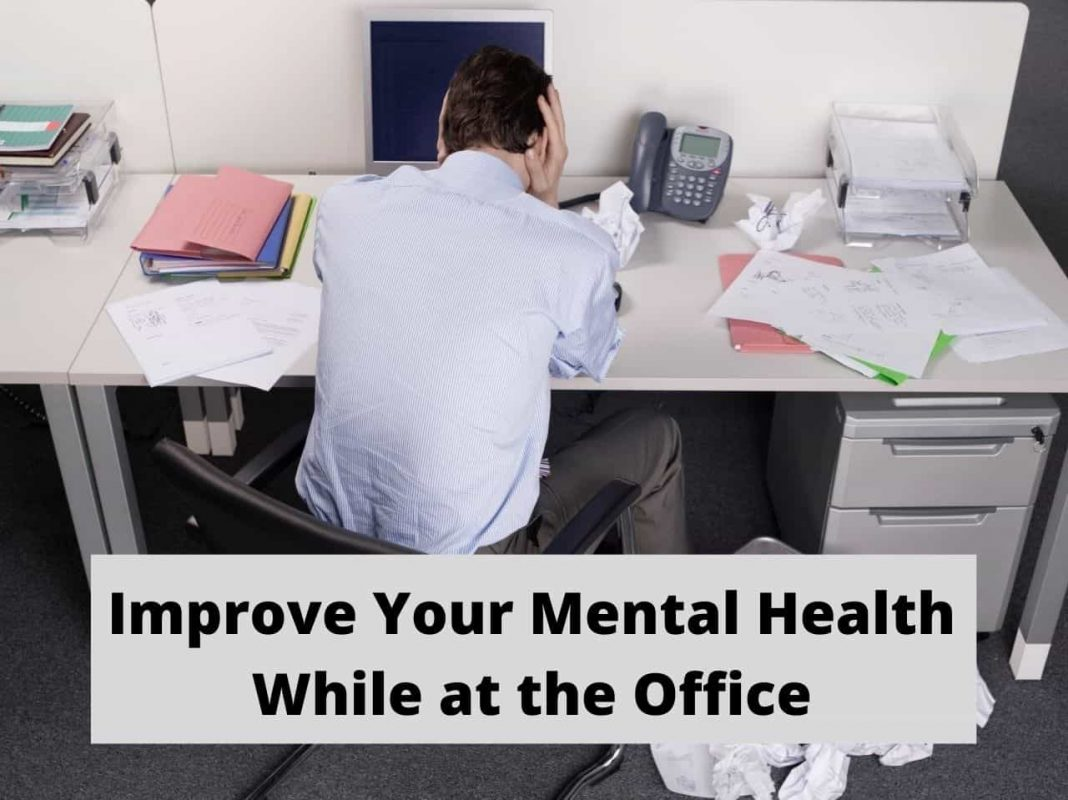 mental health at office
