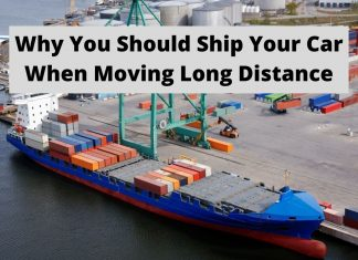 Moving Long Distance