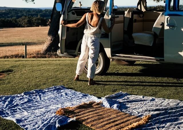 Picnic and Outdoor Blanket