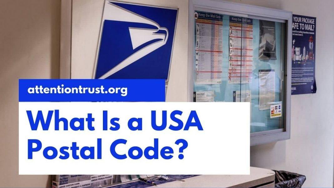 USA Postal Code