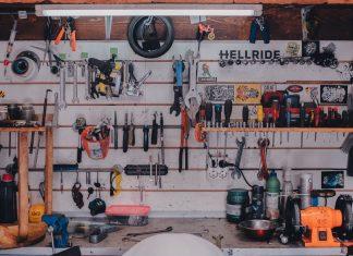 Shelving Garage
